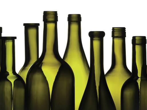 Montreal constrói pontes com garrafas de vinho