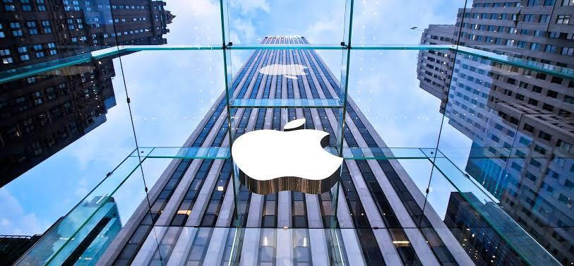 Prédio da Apple em Nova York