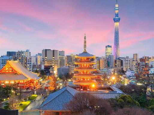 Tóquio como a melhor cidade para se viver