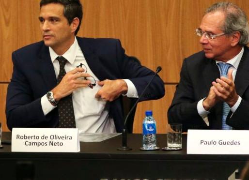 Guedes quer R$ 400 bilhões em lucro do Banco Central