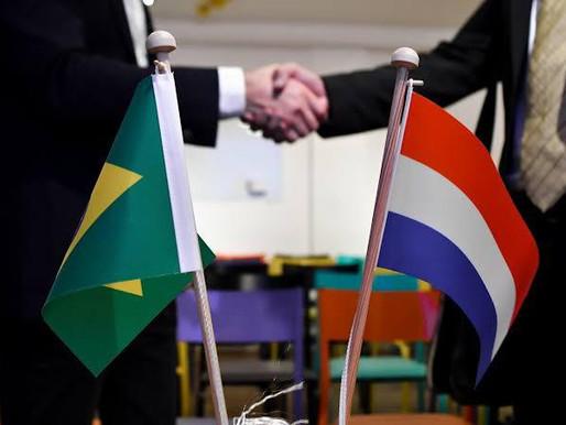 Cresce exportação para Holanda