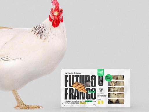 "Fazenda Futuro lança seu frango ""vegano"""