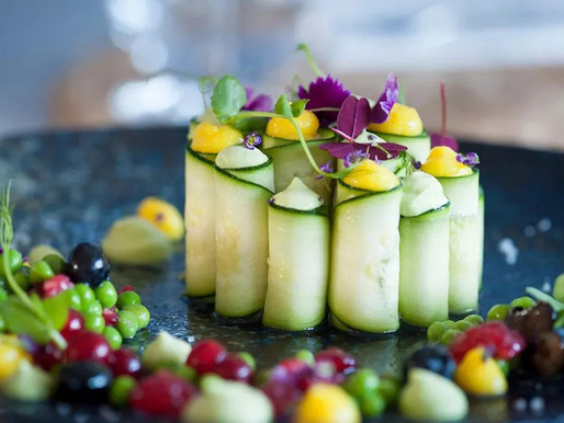 1º restaurante vegano a ganhar estrela Michelin