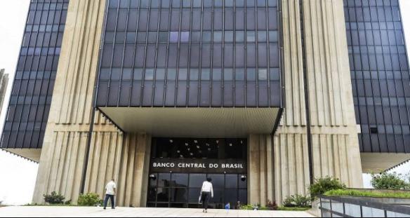 Prédio do Banco Central em Belo Horizonte
