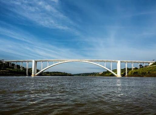 Reabertura da fronteira com o Paraguai