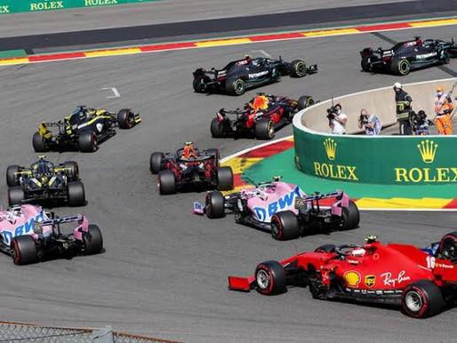 Até 20 mil torcedores no GP da Alemanha de F1