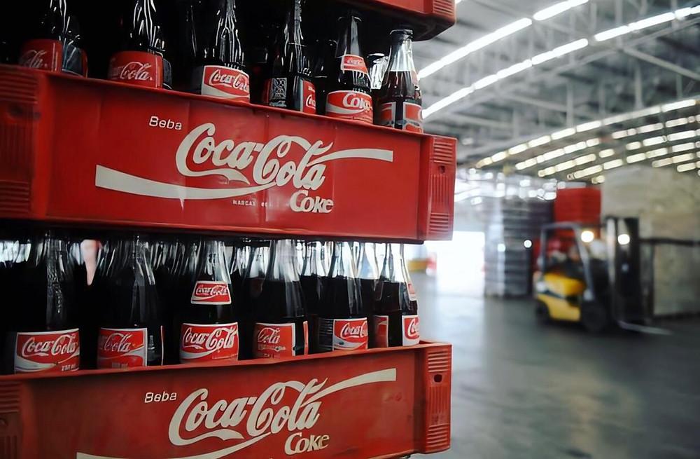 Fábrica da Coca Cola KS