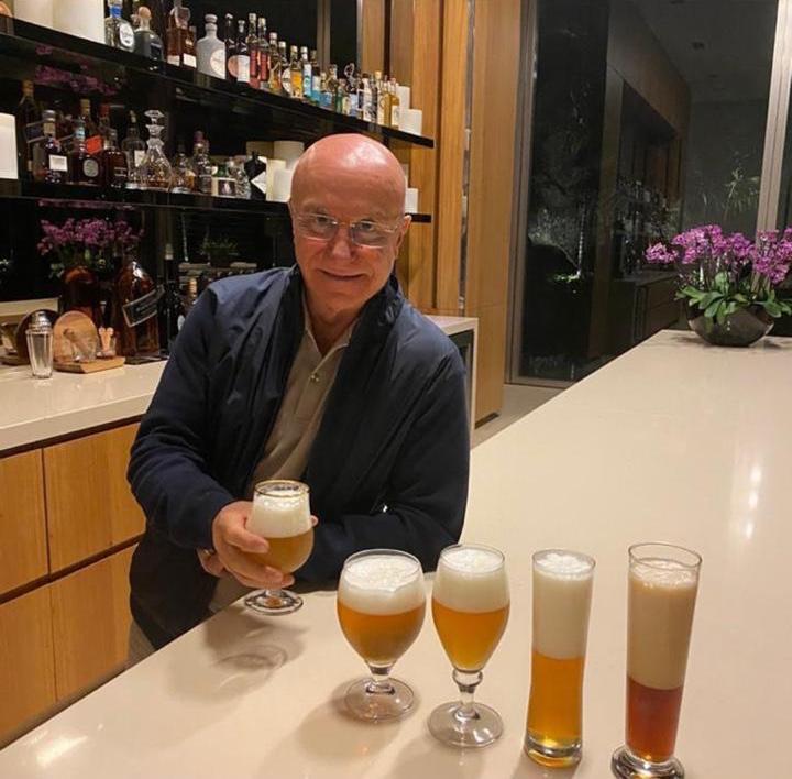 Salim Mattar cerveja