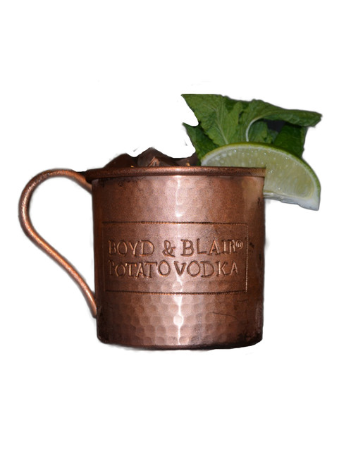 now you can show the world how you prefer your moscow mule with boyd u0026 blair of course these hammered mugs are solid copper