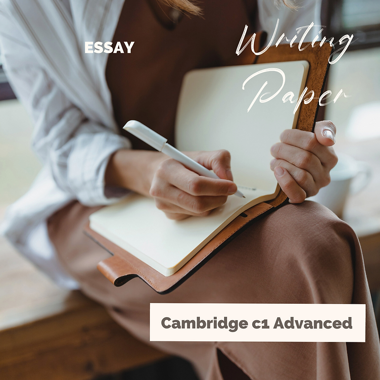 Cambridge C1 Essay Writing Workshop