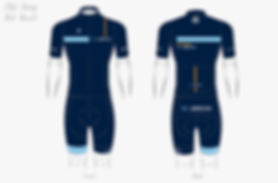 VC Jericho club jersey and bib shorts