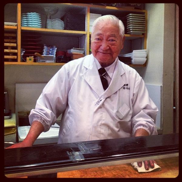 Chef Murata