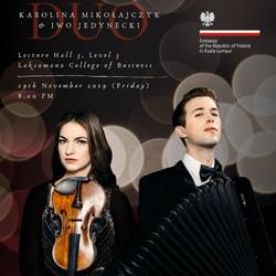 Polish Duo (Karolina & Iwo)