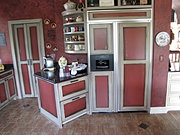 Custom Cabinets Villa Toscona Door Style From The Yoder Cabinets Vintage  Collection Of Finishes