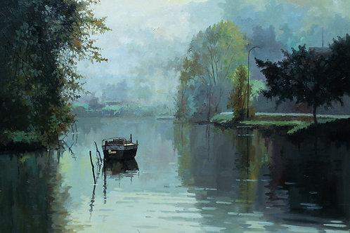 French Fishing Boat