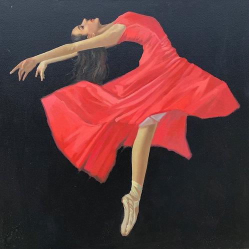 Red Dancing III