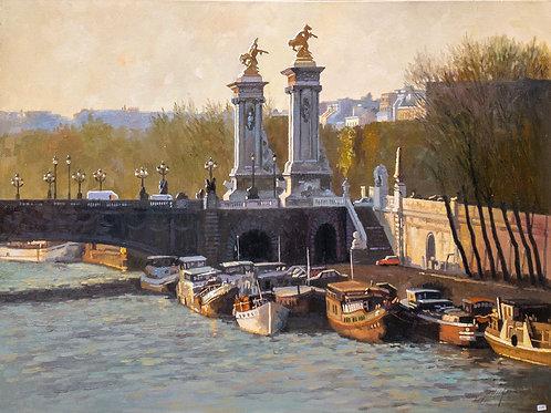 Pont Alexander, Paris