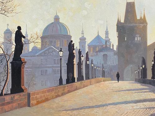 Morning Light in Prague