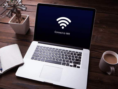 Laptop-connected-to-WiFi-but-no-internet