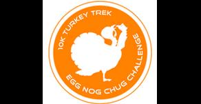 10k Turkey Trek, 5k Turkey Trotand 2k Turkey Toddle