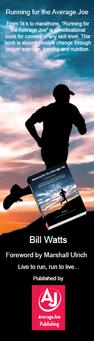 Running for the Average Joe | CO | WattsRunning Bookmark