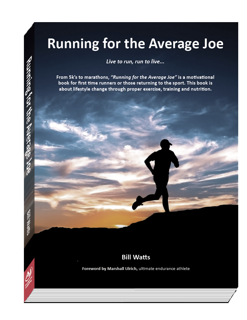 Running for the Average Joe in paperback