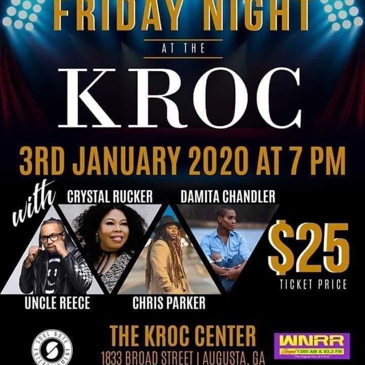 Friday Night at the Kroc
