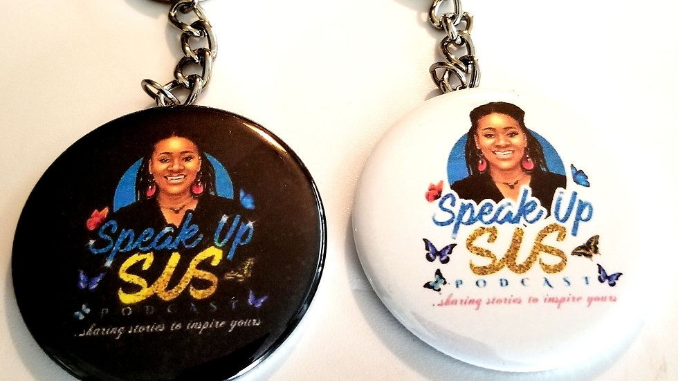 SUS Podcast Keychains