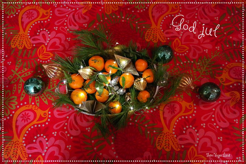 Vi ønsker dere en God Jul.