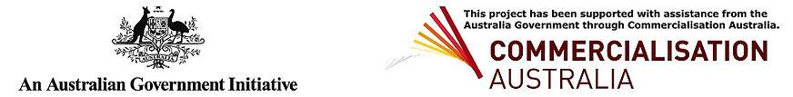Commercialisation Australia Logo