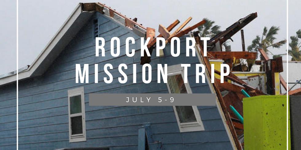 Rockport Mission Trip