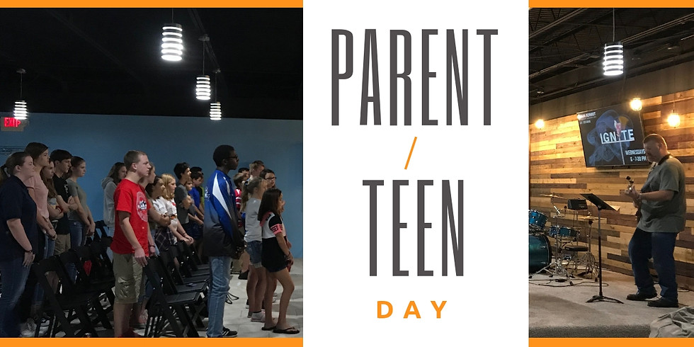 Parent/Teen Day