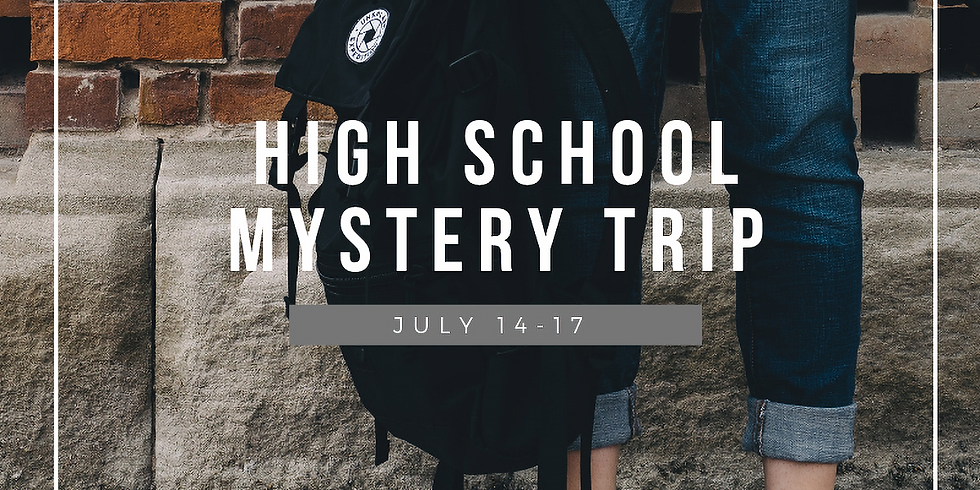 High School Mystery Trip
