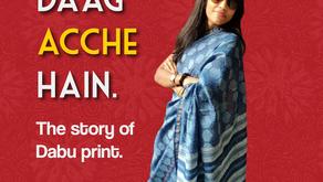 "Dabu Print, the Indian Craft That Says ""Daag Acche Hain!"""