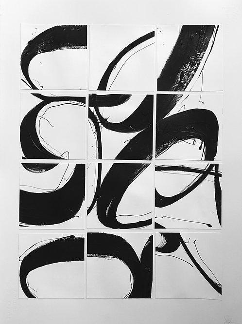 BW Collage No.6