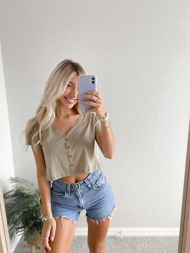 Matcha Short Sleeve