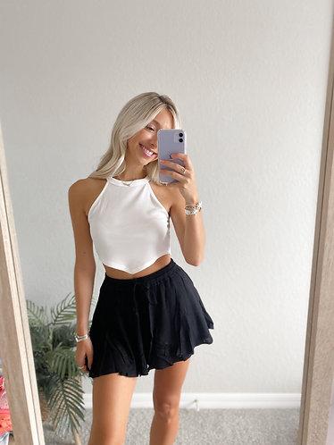 Black To Basics Shorts