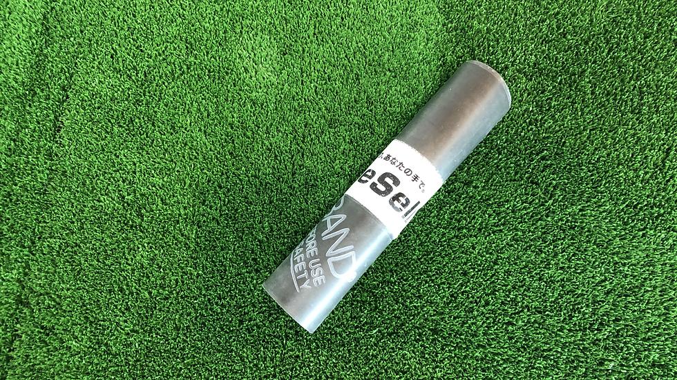 セラバンド 黒 (スペシャルヘビー)0.4mm 厚さ;長さ;約1.3m