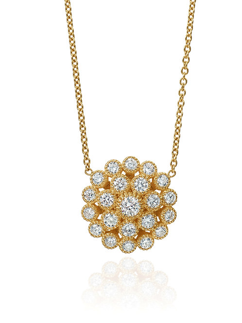 Sydney Burst Necklace