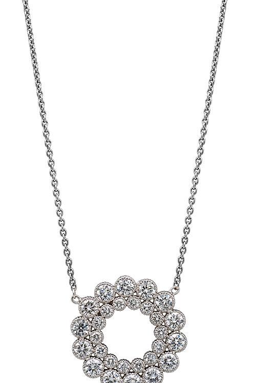 Open Sydney Burst Necklace