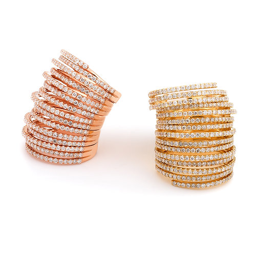 Hinged Stacking Ring