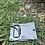 Thumbnail: Wallet Buckle Black Leather
