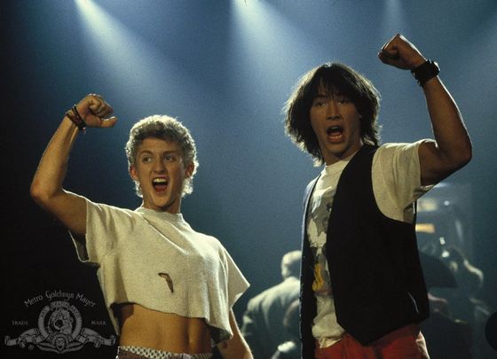 'Bill & Ted Face The Music' Release Date Set