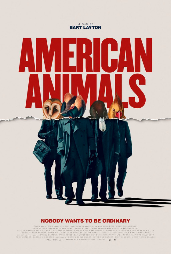 """American Animals"" Sundance Review"