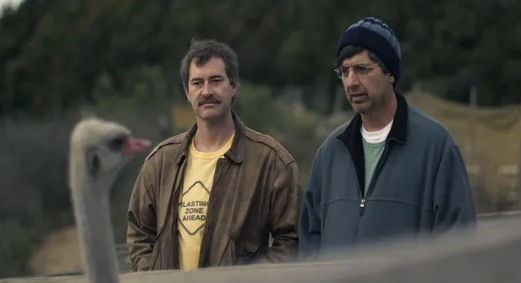 "Mark Duplass & Ray Romano - ""Paddleton"""