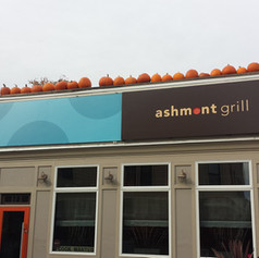 Ashmont Grill Wall Sign