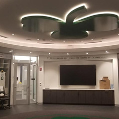 Celtics Custom Sign