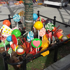 Sugar Heaven Custom Sign