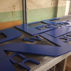 Ipsen Dimensional Letters