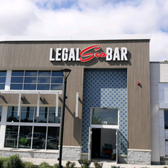 Legal Sea Bar Channel Letters